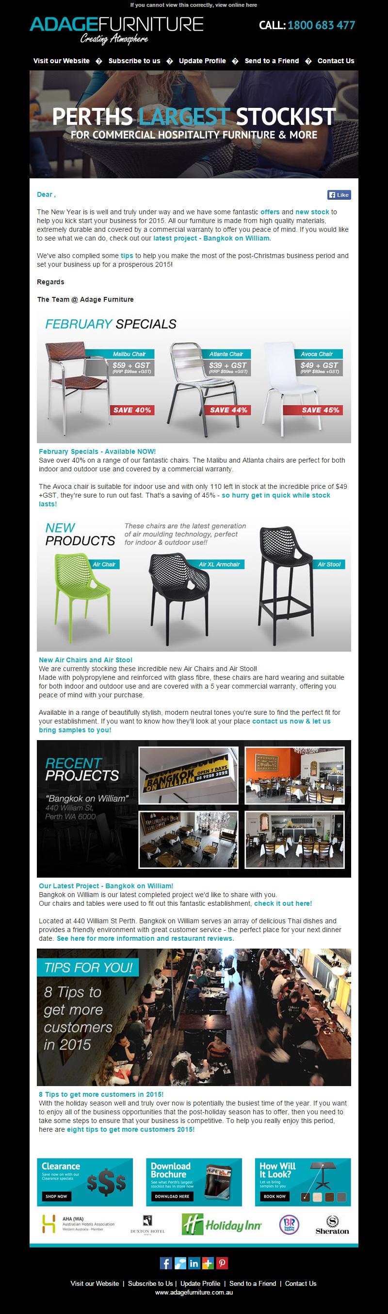 Adage Furniture