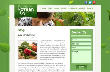 The Green Naturopath