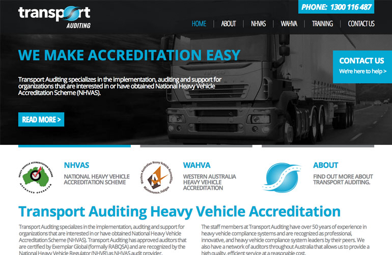 Transport Auditing