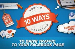 10 Ways to Drive Traffic to your Facebook Page