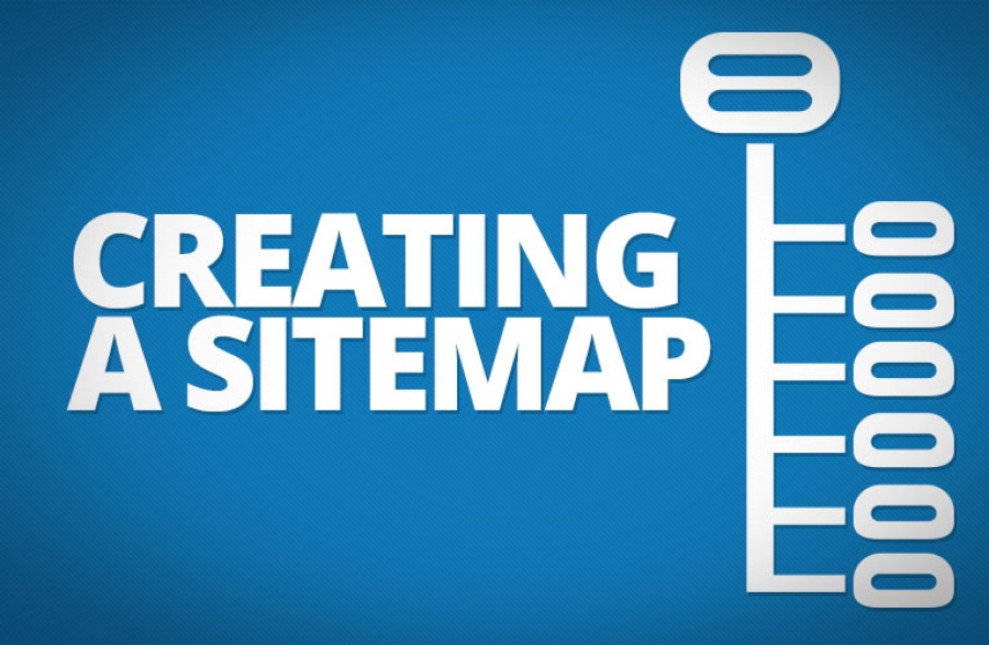 Creating a site map