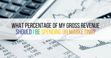 What_percentage_of_my_gross_revenue_should_I_be_spending_on_marketing?