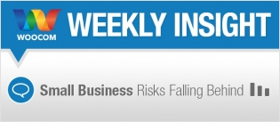 Small business risks falling behind
