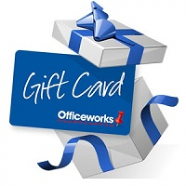Fancy winning a $250 Officeworks Gift Card?