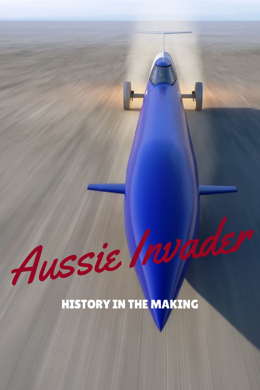 Aussie Invader: History in the making