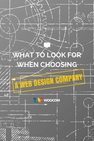 What to Look For When Choosing a Web Design Company