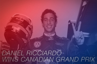 Daniel Ricciardo makes WA Proud and wins Canadian Grand Prix